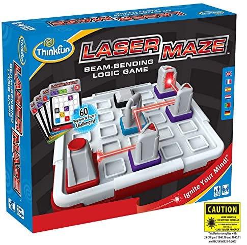 Laser Maze - Beam Bending Logic Game