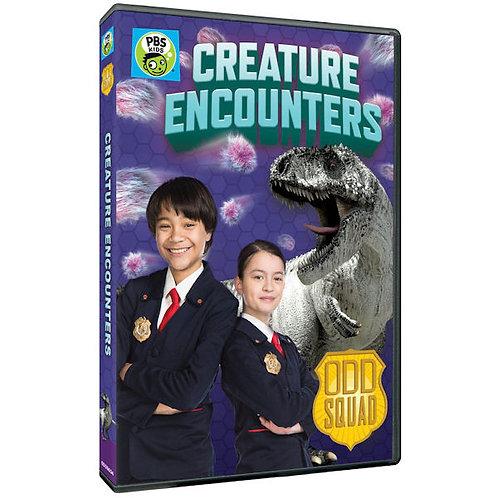 Creature Encounters - Odd Squad