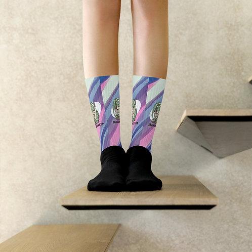 Socks Groovy Pink