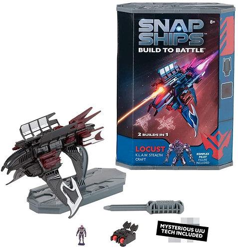 Snap Ships Locust K.L.A.W. Stealth