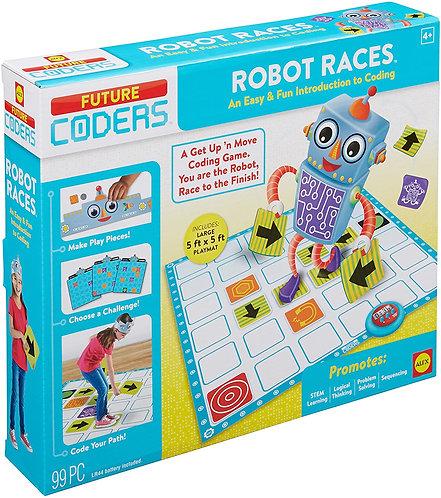 Future Coders : Robot Races   Alex