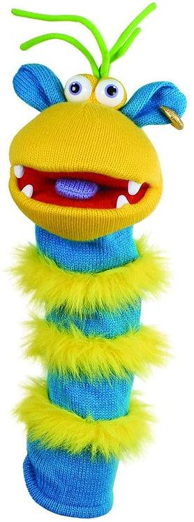 Ringo Sockette Knit Puppet