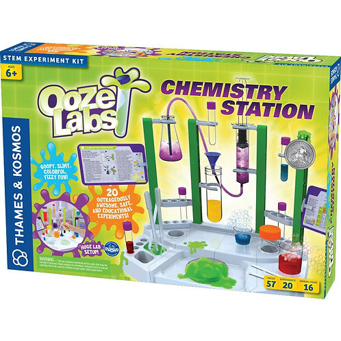 Ooze Labs Chemistry Station | Thames and Kosmos