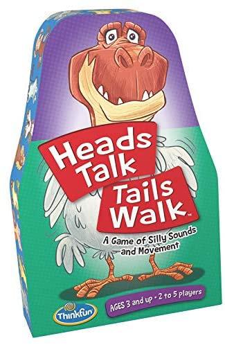 Heads Talk Tales Walk
