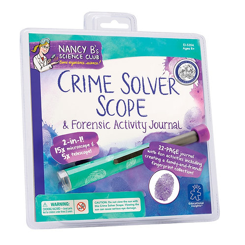 Nancy B's Crime Solver Scope