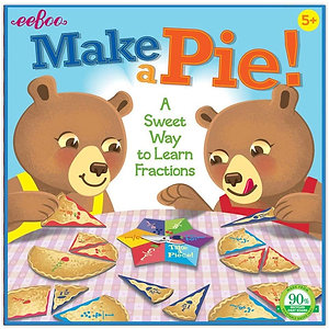 Make A Pie! A Sweet Way to Learn Fractions