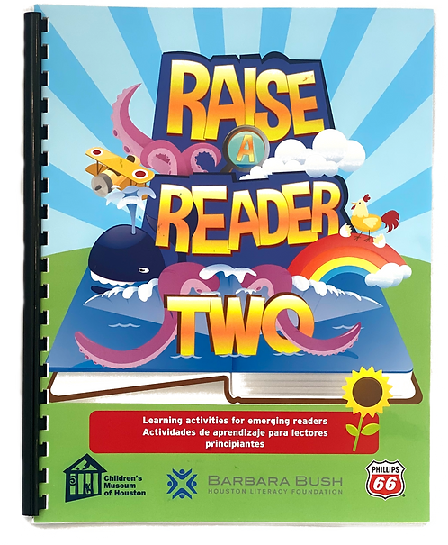 Raise A Reader Two