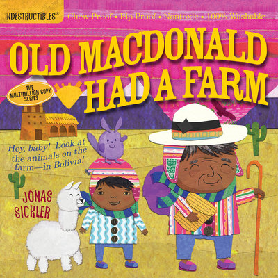 Old MacDonald Had A Farm - Indestructibles