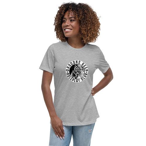 Women's Relaxed T-Shirt Old Skool