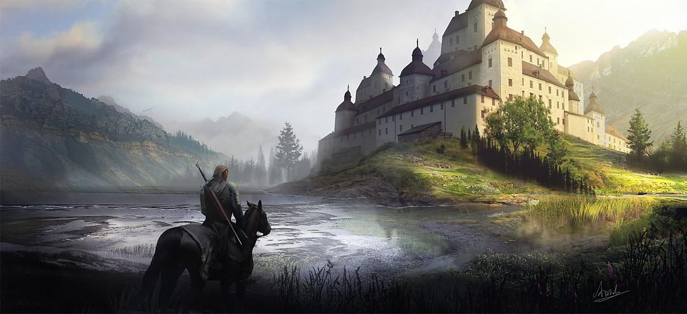 Knight returns home