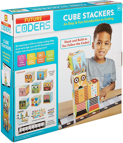 Future Coders - Cube Stackers Coding Kit