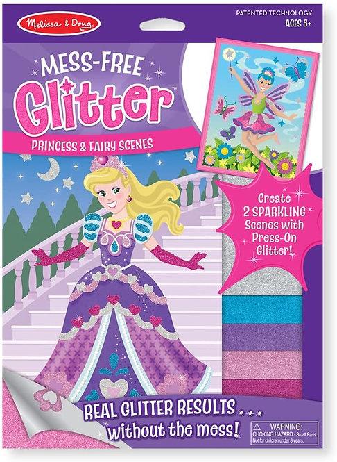 Princess & Fairy Mess-Free Glitter | Melissa & Doug
