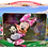 Thumbnail: Minnie Mouse XL Tin Lunch Box With Window
