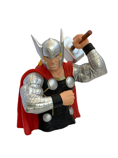 Thor Figurine Money Bank
