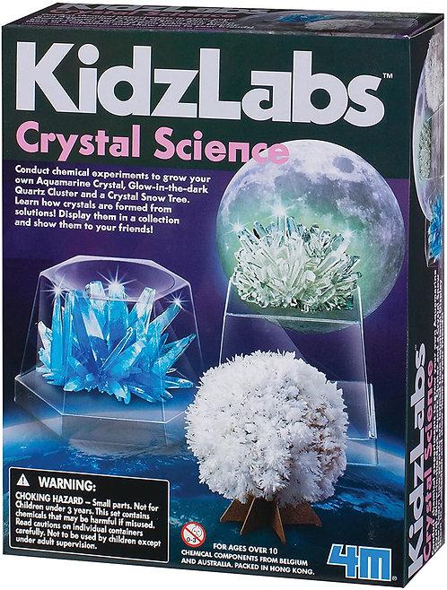 KidsLabz Crystal Science