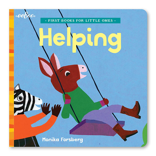 Helping - First Books For Little Ones Board Books