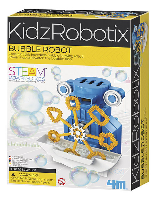 KidzRobotix Bubble Robot