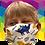 Thumbnail: Dino Face Mask - Cotton