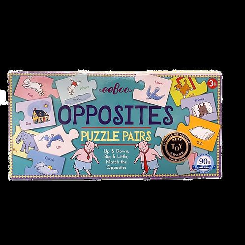 Opposites - Puzzle Pairs