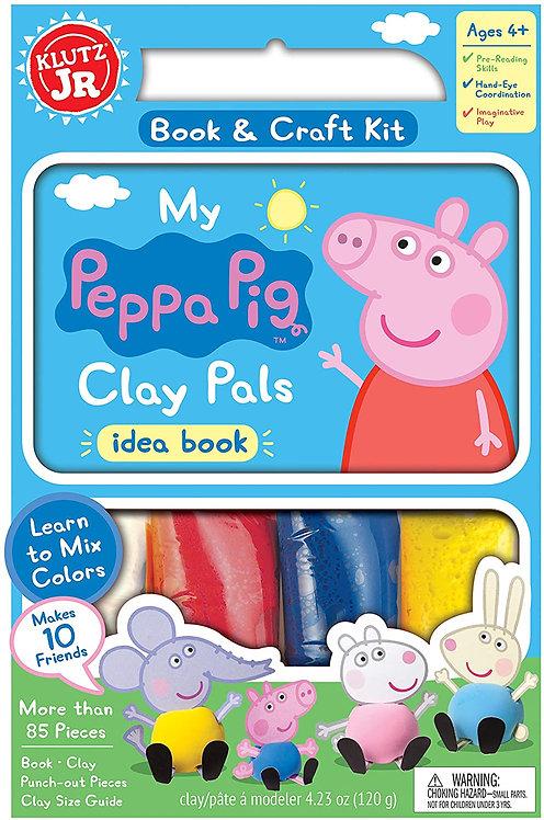 My Peppa Pig Clay Pals
