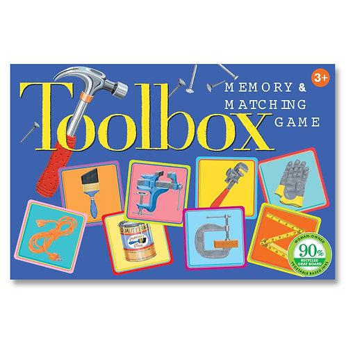 Toolbox Memory & Matching Game | eeBoo