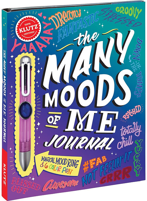 Klutz: Many Moods of Me | Scholastic