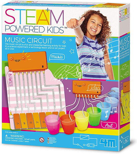 Music Circuit Kit - STEAM