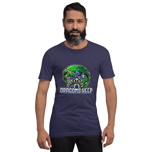 Unisex T-Shirt (Mascot Logo) - Soft & Tailored Fit