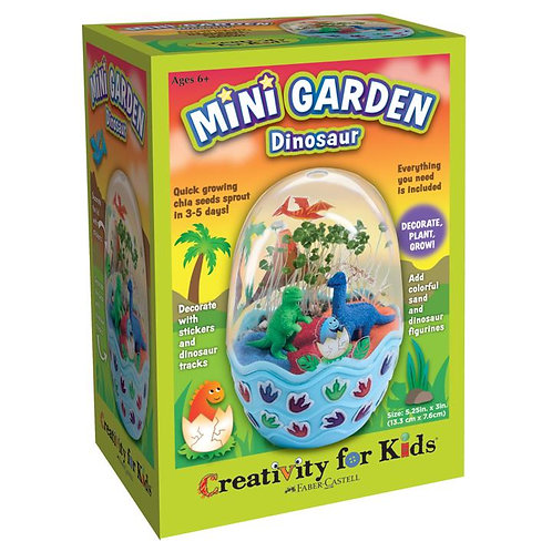 Creativity for Kids Mini Garden