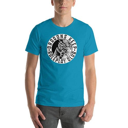 Short-Sleeve Unisex T-Shirt Old Skool (Dark Colours)