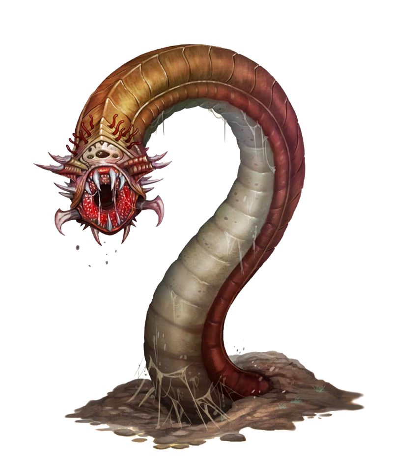 Deadly worms