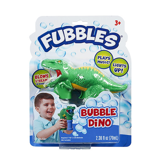 Fubbles Bubble Dino | Little Kids Inc.