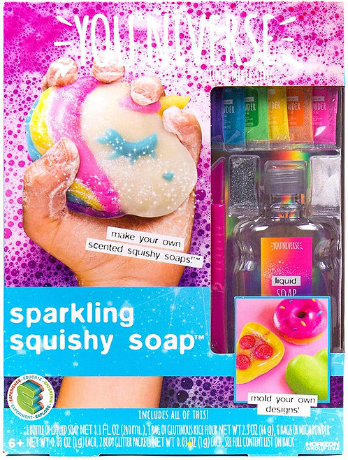 You*Niverse Sparkling Squishy Soap