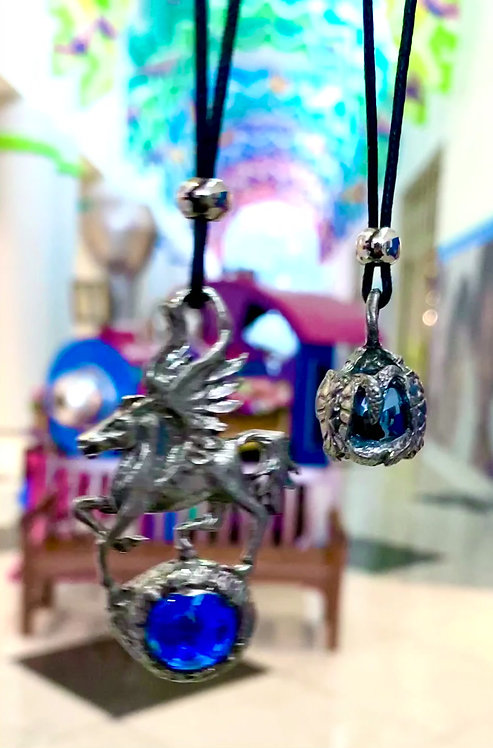 Glo-Ball Necklaces | JLS Designs