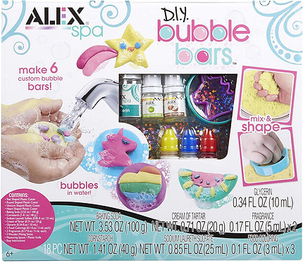 D.I.Y. Bubble Bars