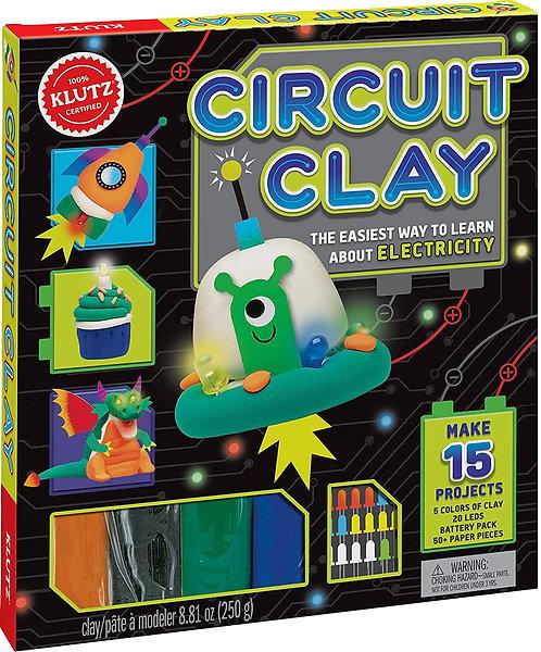 Klutz: Circuit Clay