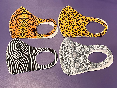 Safari Face Mask - Large