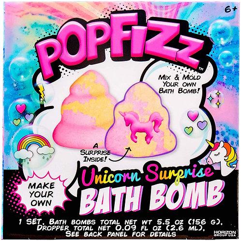 Make Your Own Unicorn Surprise Bath Bomb Kit