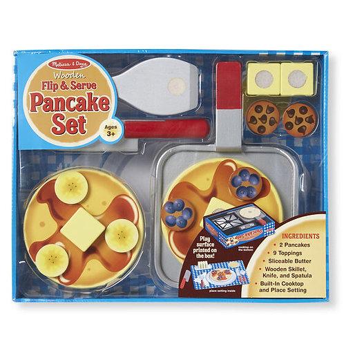 Flip & Serve Pancake