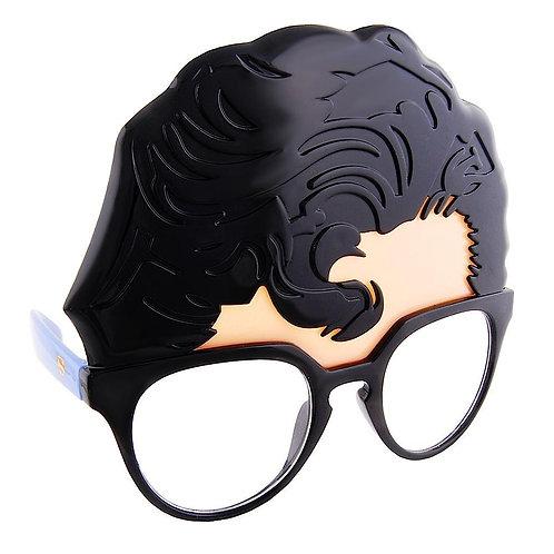 Superman w/Hair Glasses | Sun Staches