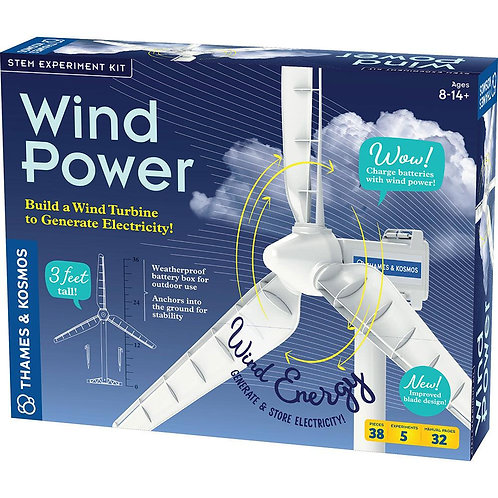 Wind Power | Thames and Kosmos