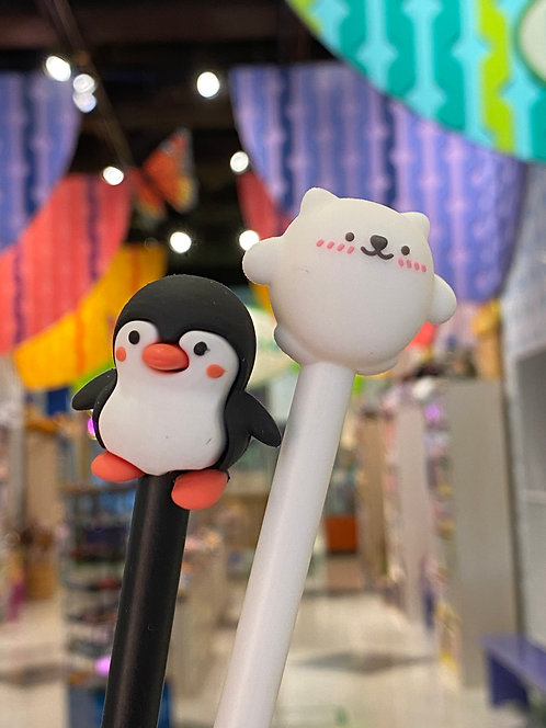 Snow World Gel Pens
