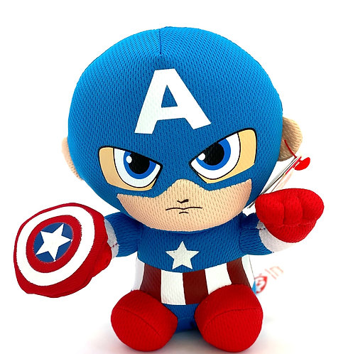 Captain America TY Beanie