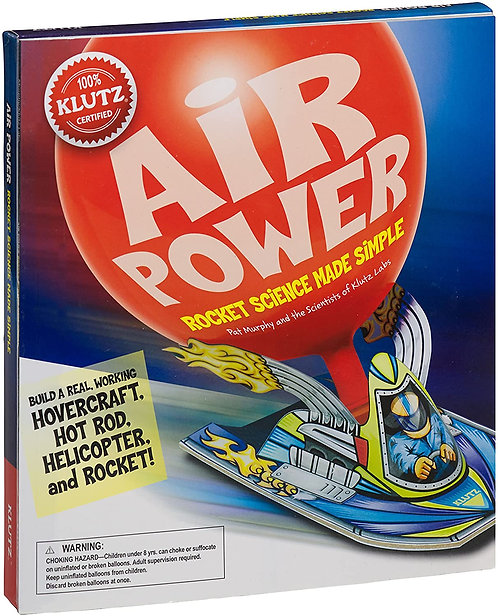 Klutz: Air Power - Rocket Science Made Simple