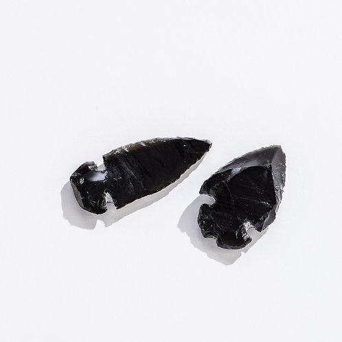 Obsidian Arrowhead | Geocentral