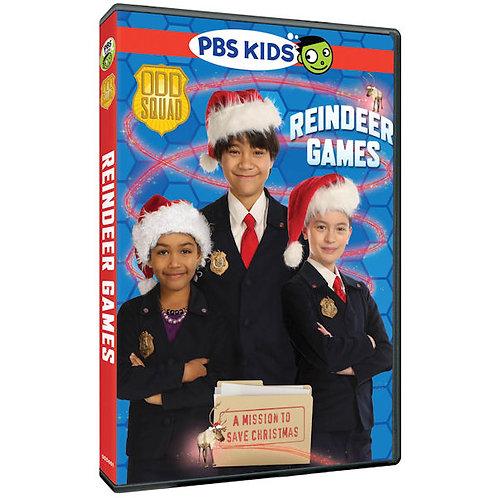 Reindeer Games - Odd Squad