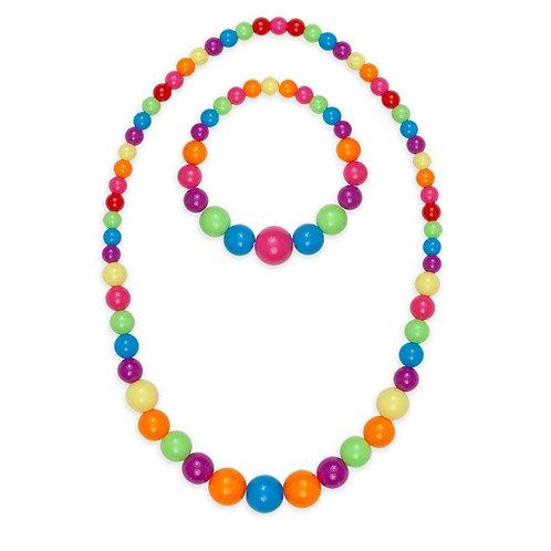 Playdate Necklace & Bracelet Set | Great Pretenders