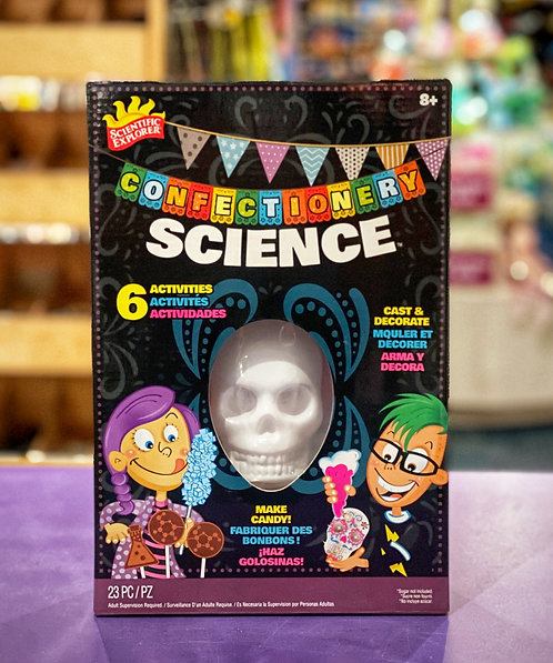 Confectionery Science