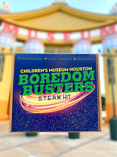 Boredom Busters STEAM Kit