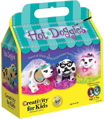 Hot Doggies   Creativity for Kids